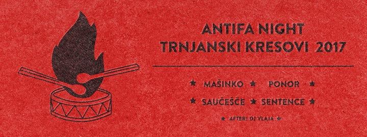 antifa night